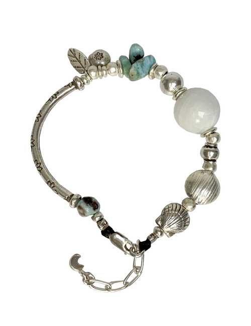 Rico Designs pure silver bracelet